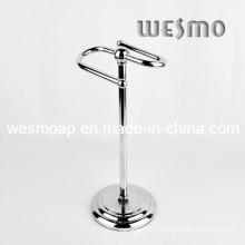 Support de serviette en métal et ABS (WHS0204A)