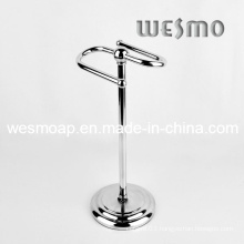Metal and ABS Towel Stand (WHS0204A)