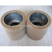 NBR Rice Huller / Rubber Roller / Aluminum Drum