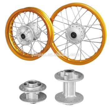 Roda de liga de alumínio maquinado CNC alta qualidade de Junjian