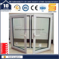 2015 Top Rank Powder Coating White Aluminum Casement Window