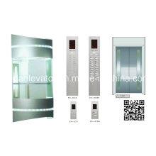 Magnifique ascenseur d'observation conçu par un ascenseur professionnel Fabricant