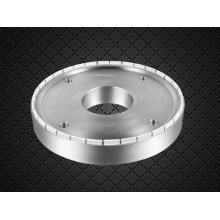 Roda de diamante de ligação de resina