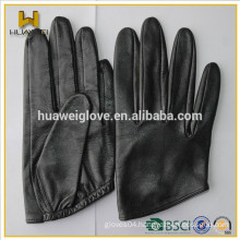 100% Real sheep leather Top Winter Women Leather Gloves