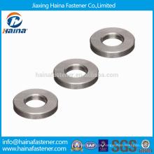 DIN6916 Anilhas redondas planas de aço inoxidável para parafusos estruturais de alta resistência