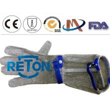 Metal Mesh Gloves/Meat Equipment/Mesh Safety Gloves