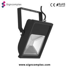 Industria de ahorro de energía IP65 impermeable COB LED luz de inundación RGB