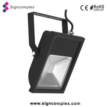 Industry Energy-Saving Waterproof IP65 Slim COB LED Flood Light RGB