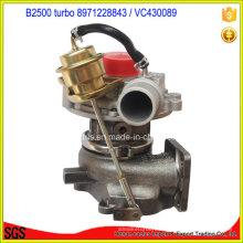 Vj33 Vj26 Wl84 Vc430089 Va430013 Cargador Turbo para Mazda B2500