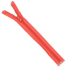 Custom Color # 6 Nylon Zipper Auto Lock Open End
