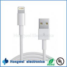 Hochgeschwindigkeits-Standard-Synchronisierungs-Datenaufladung für iPhone USB-Kabel