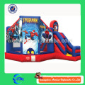 super hero theme inflatable bouncer