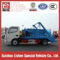 Dongfeng Europe 2 Swing Arm Garbage Truck 4*2 DFAC