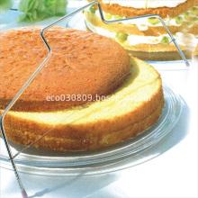 stainless steel cake layer slicer