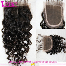 6A Grade Hot New Product Swiss Lace Closure Wholesale Cheap Lace Closure Brazilian Deep Wave