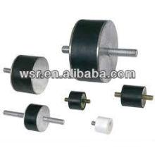 montagem de amortecedor de borracha de silicone moldado personalizado / EPDM