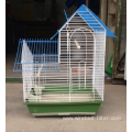 PVC coated welded bird cage