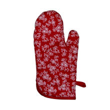 KEFEI mainstays marvel flower pattern oven mitt
