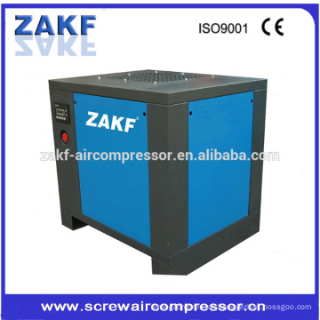 General Industry 5.5KW 7.5HP screw compressor with direct driven