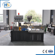 PVC-Kunststoff-Extrudiermaschine mit horizontaler Wasser-Ring-Hot Face Line