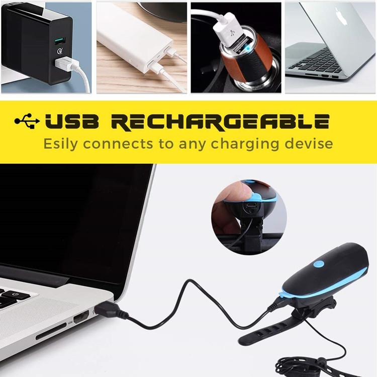 USB Bicycle Light