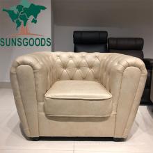 Italy Modern Design Wooden Frame Leisure Bedroom Fabric Living Room Sofa Furniture