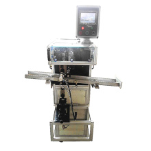 Automatic rotor wedge slot paper insertion machine