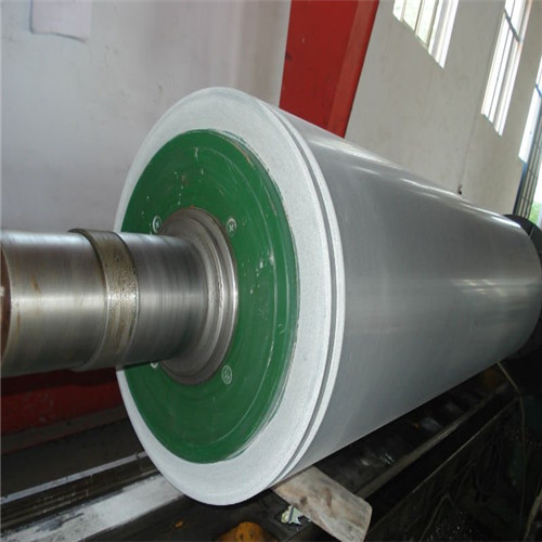 Blind Drilled Roll Rubber Roll