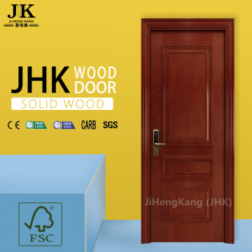 JHK-Good Oak Solid Hand Carved Interior Wooden Door