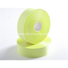 TM804-3 Yellow 5cm  TC reflective fabric
