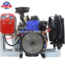 Motor diesel LN490KG Potencia especial para maquinaria de construcción motor diesel