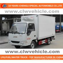 Dongfeng Refrigerator Truck Freezer Van Truck 4X2 Refrigerated Truck