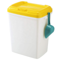 Plastic Pet Dog Food Storage Bin