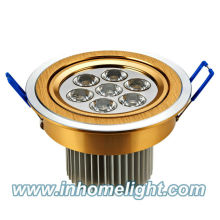 2013 Hot sale led down light ceiling light 7W
