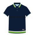 2017 nuevo diseño personalizable logo polo camisa para hombres llanura