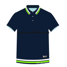 OEM blank custom polo shirt high quality
