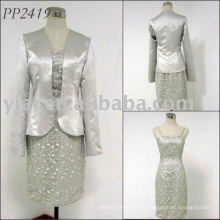2011 madre elgant de la alta calidad libre del envío del vestido 2011 PP2419 de la novia