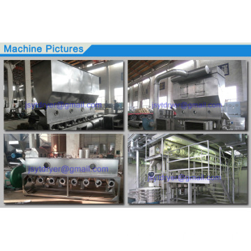 Factory Direct Sale Fluidizing Dryer Equipment