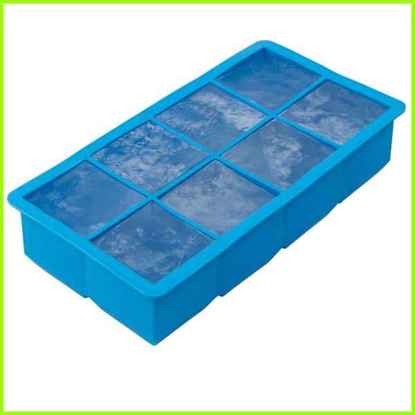 Flexible Hot Selling Silicone Ice Cube Mold