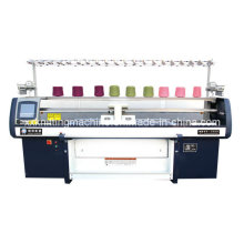 Single System Double System Fabric Knitting Machine