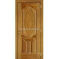 Teak Holz geformte Haupttür Design