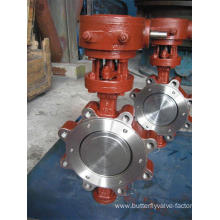 High Performance Lug Butterfly Valve
