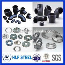 large steel pipe end cap