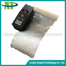Máquina de almofada de ar de empacotamento protetora de mini-armário / saco plástico de bolhas de ar que faz a máquina / máquina de travesseiro de ar