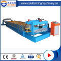 Steel Glazed Roofing Tile Roll Forming Machine