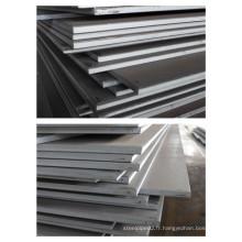 S45c / C45 / SAE1045 Plaque en acier au carbone