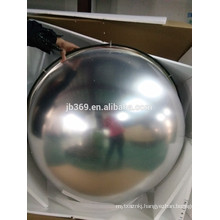 Full dome corner mirrors/indoor safety convex glass mirror