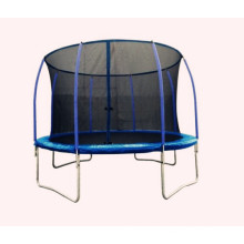 12FT Mini Trampoline with Handle Bar