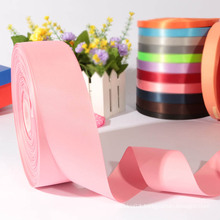 Pink grosgrain ribbon wholesale make for hair accessories