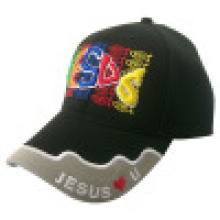 Gorra de béisbol en 2 tonos con Applique Bb230